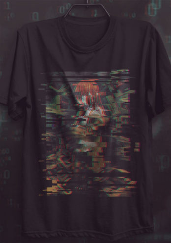 Camiseta Steins;Gate – Kurisu