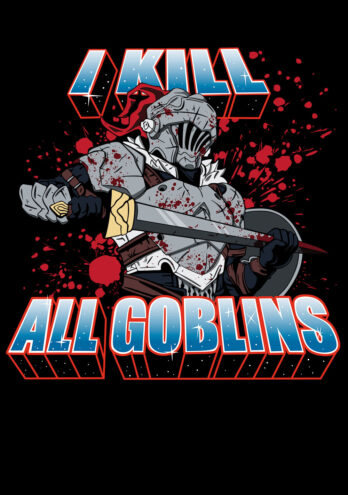 Camiseta Goblin Slayer