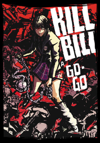 CAMISETA KILL BILL – GOGO YUBARI