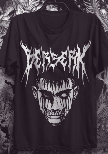 Camiseta Berserk – Insane