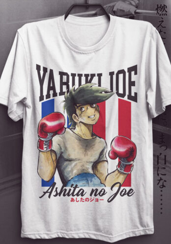 Camiseta Ashita no Joe – Yabuki Joe