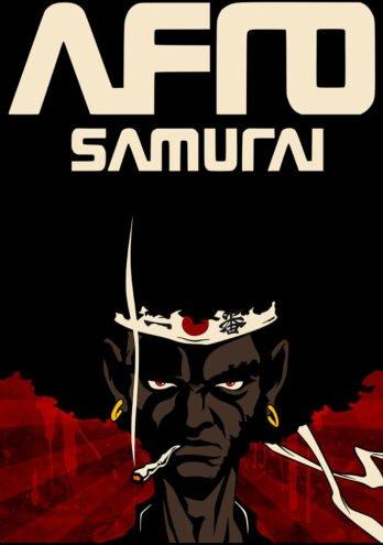 Camiseta Afro Samurai – The Best